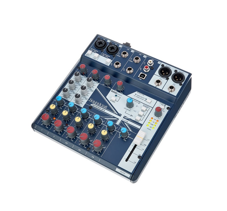 Микшерный пульт Soundcraft Notepad